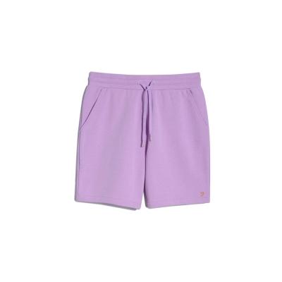 Pantaloni scurti Farah Vintage Durington mov