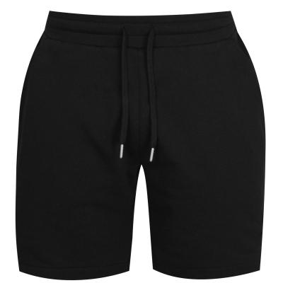 Pantaloni scurti Farah Vintage Durington negru