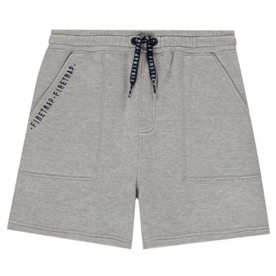 Pantaloni scurti Firetrap pentru baietei gri
