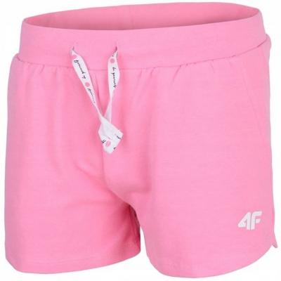 Pantaloni scurti For roz HJL20 4F JSKDD001A 54S pentru fete