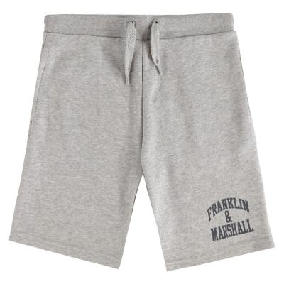 Pantaloni scurti Franklin and Marshall gri deschis