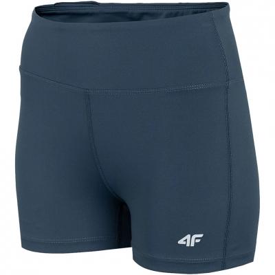 Pantaloni scurti Functional 4F bleumarin H4L21 SKDF014 31S pentru femei