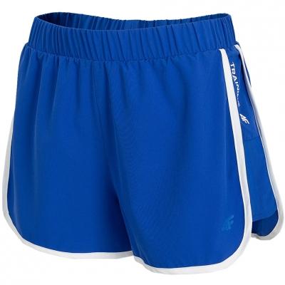 Pantaloni scurti Functional 4F Cobalt H4L20 SKDF001 36S pentru femei