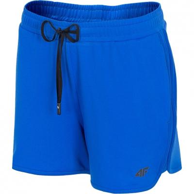 Pantaloni scurti Functional 4F Cobalt NOSH4 SKDF001 36S pentru femei