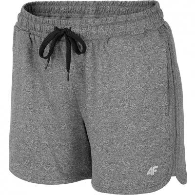 Pantaloni scurti Functional 4F Dark gri Heather NOSH4 SKDF001 23M pentru femei