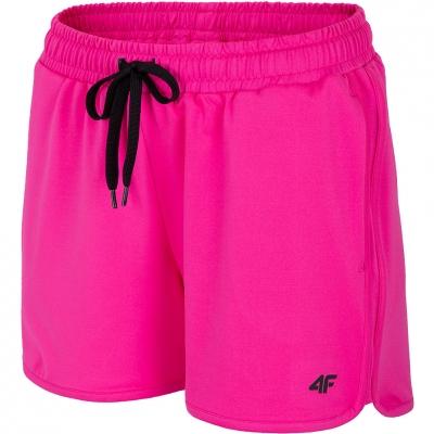 Pantaloni scurti Functional roz NOSH4 4F SKDF001 54S pentru femei