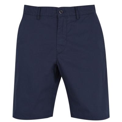 Pantaloni scurti Gant Relax Summer albastru