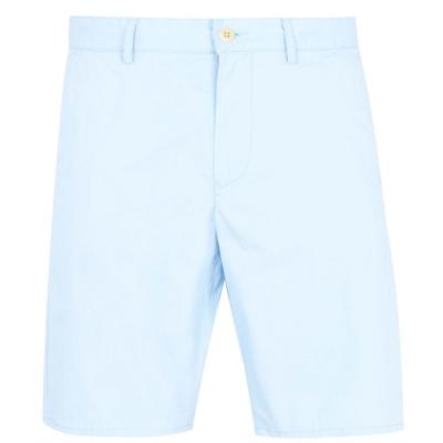 Pantaloni scurti Gant Relax Summer capri albastru
