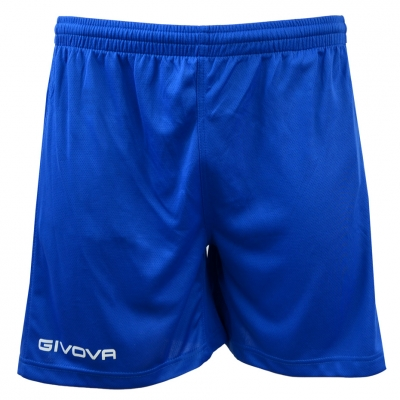 Pantaloni scurti Givova One albastru P016-0002 barbati/baietei