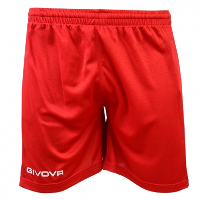 Pantaloni scurti Givova One rosu P016-0012 barbati/baietei