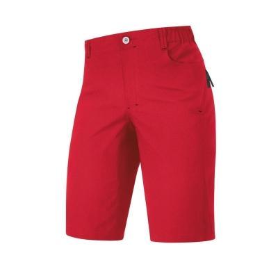 Pantaloni scurti Gore Countdown pentru Femei rosu negru
