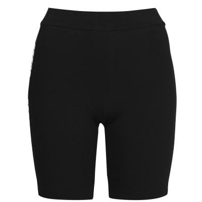 Pantaloni scurti Guess Logo Act negru