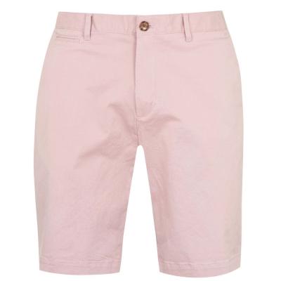 Pantaloni scurti Howick Oakley Slim Chino roz