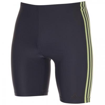 Pantaloni inot adidas Primeblue 3-Stripes Swim pentru Barbati legend albastru