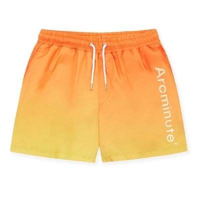Pantaloni scurti inot Arcminute Emmy portocaliu
