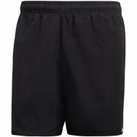 Pantaloni scurti inot barbati Adidas Solid SH SL negru CV7111