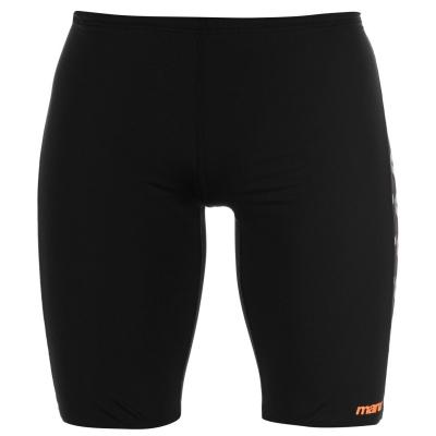 Pantaloni scurti inot Maru Panel pentru Barbati negru