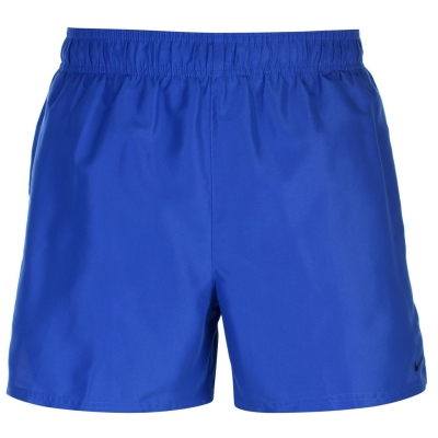 Pantaloni scurti inot Nike Core pentru Barbati albastru roial