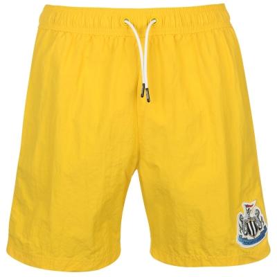 Pantaloni scurti inot NUFC Newcastle United pentru Barbati galben
