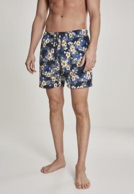 Pantaloni scurti inot Pattern floral Urban Classics