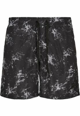 Pantaloni scurti inot Pattern multicolor Urban Classics scratch