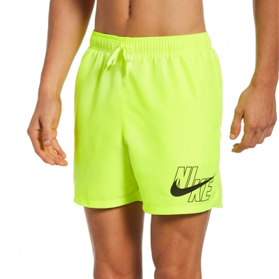 Pantaloni scurti inot  ?? Skie Nike Volley Short galben NESSA566 737 pentru Barbati