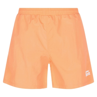 Pantaloni scurti inot Slazenger pentru Barbati portocaliu