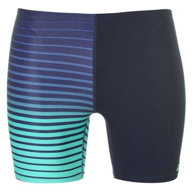 Pantaloni scurti inot Zoggs Cairns pentru Barbati negru verde