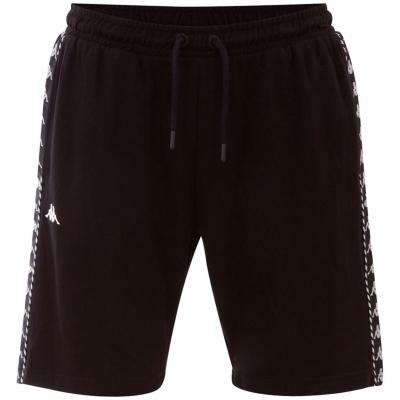 Pantaloni scurti ITALO negru 309013 19-4006 pentru Barbati