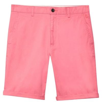 Pantaloni scurti Jack Wills Slim Chino roz inchis
