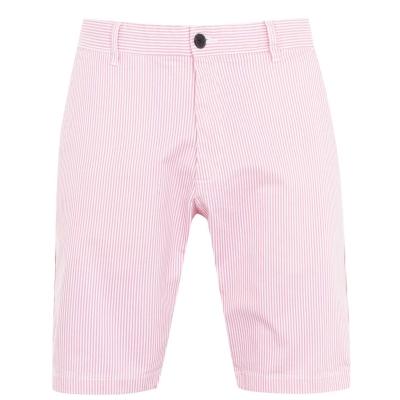 Pantaloni scurti Jack Wills Slim Chino roz alb