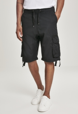 Pantaloni scurti Jogger WCargo Fine Twill negru Southpole