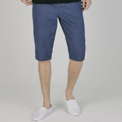 Pantaloni scurti Kangol Chino pentru Barbati bleumarin