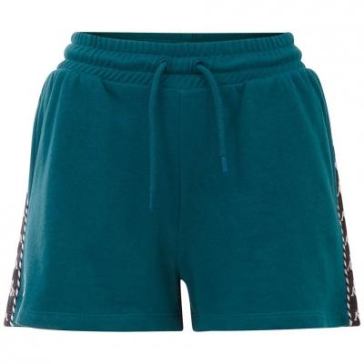 Pantaloni scurti Kappa IRISHA verde 309076 19-4524 pentru femei