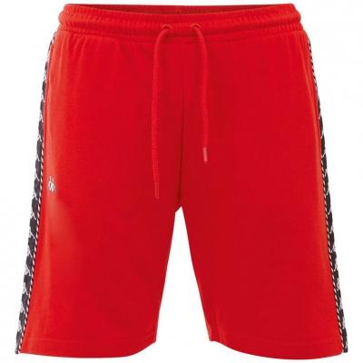 Pantaloni scurti   Kappa ITALO rosu 309013 18-1664 pentru Barbati