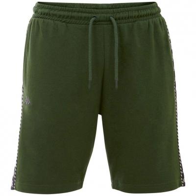 Pantaloni scurti Kappa ITALO verde 309013J 19-6311 pentru Copii