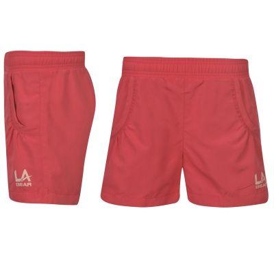 Pantaloni scurti LA Gear Woven pentru Copii