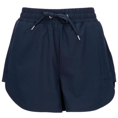 Pantaloni scurti LA Gear Woven pentru femei bleumarin