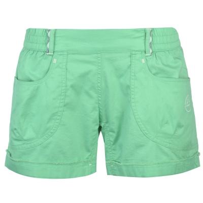 Pantaloni scurti La Sportiva Escape pentru Femei verde