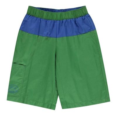 Pantaloni scurti Lacoste pentru baietei multicolor