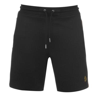 Pantaloni scurti Luke Sport Ribbon negru