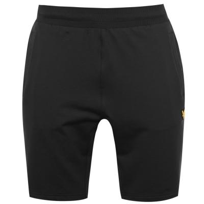 Pantaloni scurti Lyle and Scott Sport Sport Wick true negru