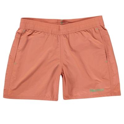 Pantaloni scurti Marmot Augusta pentru fetite roz