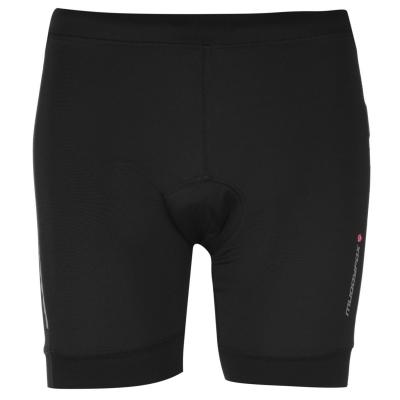 Pantaloni scurti Muddyfox ciclism cu captuseala pentru Femei negru