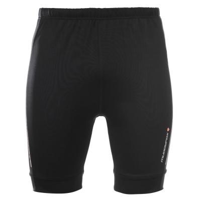 Pantaloni scurti ciclism Muddyfox pentru Barbati negru