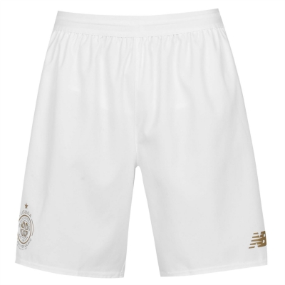 Pantaloni scurti New Balance Celtic pentru Barbati alb