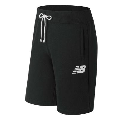 Pantaloni scurti New Balance pentru Barbati negru