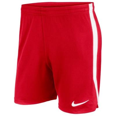 Pantaloni scurti Nike rosu alb