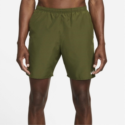 Pantaloni scurti Nike 7 alergare pentru Barbati rough verde