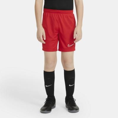 Pantaloni scurti Nike Academy pentru baietei rosu